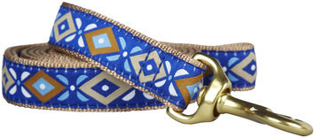 Up Country Dog Lead - Aztec Blue