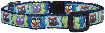 Up Country Owl Cat Collar