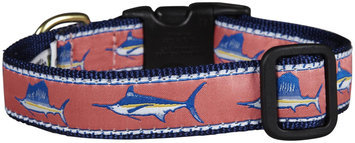 Up Country Saltwater Fish Dog Collar