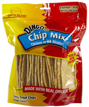 United Pet Group - Ca 156408 Dingo Chip Mix Chicken 16 Oz.