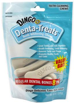 United Pet Group - Dingo P-28008 Denta-Treats Regular/8 Pack