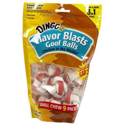 United Pet Group Dingo Flavor Blasts - Goof Balls - 9 pack