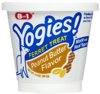 United Pet Group Eio - Yogies Ferret Treats- Peanut Butter 3.5 Ounce - H4738