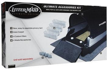 LitterMaid Accessories Kit for the Black Metallic Litter Box