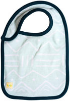 KATEBABY Organic Cotton Bib - Calm Tribe - 1 ct.