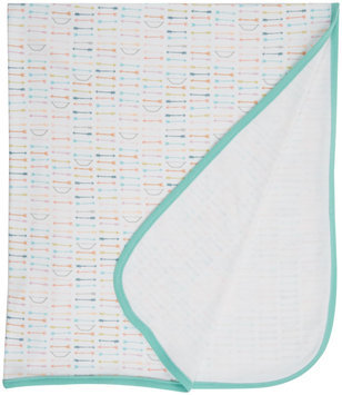 KATEBABY Organic Cotton Blanket - Multi Bows and Arrows - 1 ct.