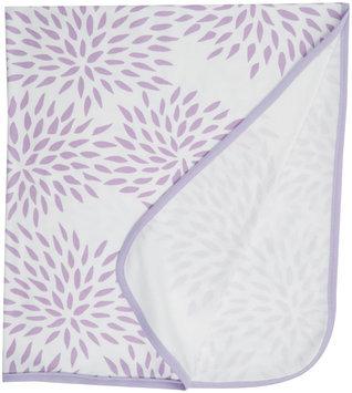KATEBABY Organic Cotton Blanket - Large Mums Lavender - 1 ct.