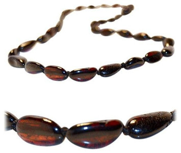 The Art of Cure Teething Necklace - Cherry Bean - 1 ct.