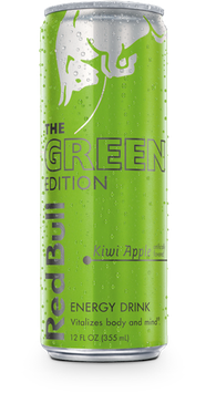 Red Bull Green Edition Energy Drink