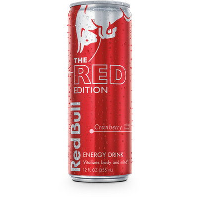 Red Bull Red Edition Energy Drink