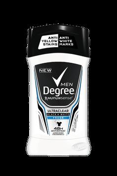 Degree Men Ultra Clear Black + White Antiperspirant Fresh