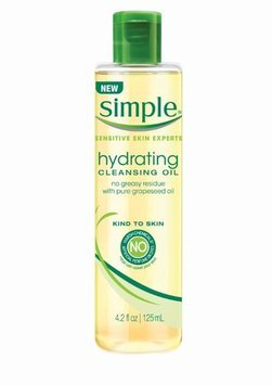 Simple® Skincare Hydrating Cleansing Oil
