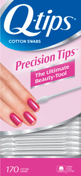 Q-tips Precision Tips, 170 ct
