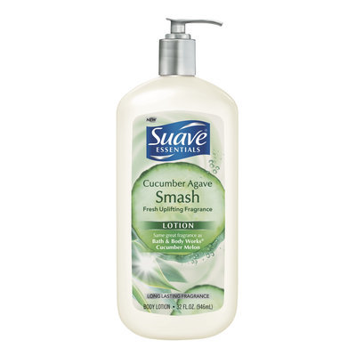 Suave® Cucumber Agave Smash Body Lotion