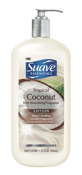 Suave® Tropical Coconut Body Lotion