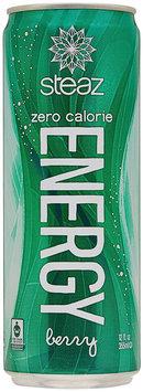 Steaz Zero Berry Energy Drink