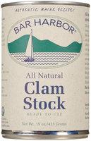 Bar Harbor All Natural Clam Stock - 15 oz