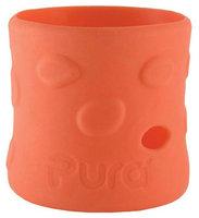 Pura Short Silicone Sleeve - Orange - 1 ct.