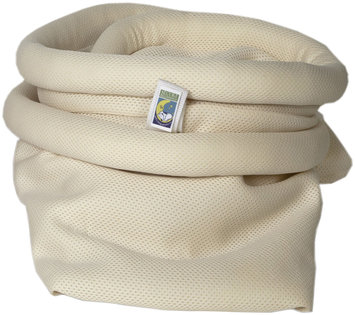 Secure Beginnings Extra Breathable Sleep Surface- Khaki