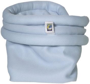 Secure Beginnings Extra Breathable Sleep Surface- Light Blue