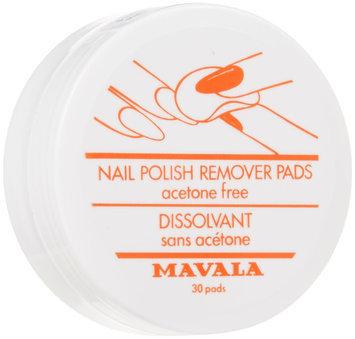 Mavala Nail Polish Remover Pads - 1 ct.