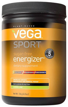 Vega Sugarfree Energizer US Lemonlime SeQuel 4.8 oz Powder