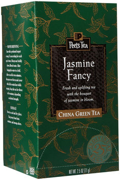 Peet's Coffee & Tea Peets Coffee and Tea 624701 Tea Bags Jasmine Fancy 2.5 Oz 25/box