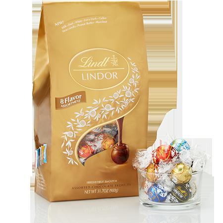 Lindt Lindor Truffles Ultimate Assortment