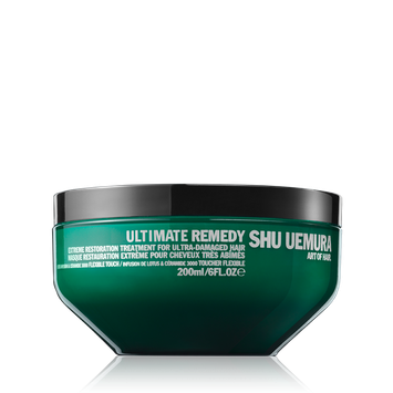 Shu Uemura Ultimate Remedy Extreme Restoration Treatment - For ultra-damaged hair