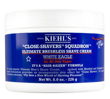 Kiehl's Ultimate Brushless Shave Cream - White Eagle