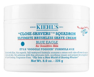 Kiehl's Ultimate Brushless Shave Cream - Blue Eagle