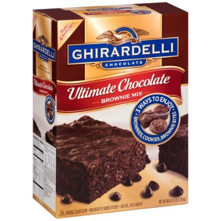 Ghirardelli Ultimate Chocolate Brownie Mix