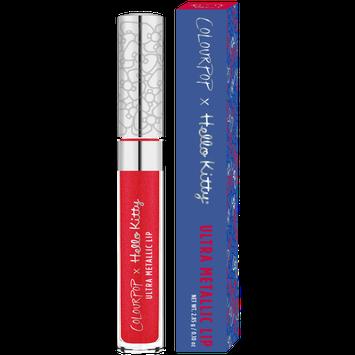 ColourPop x Hello Kitty Ultra Metallic Lip in Surprise