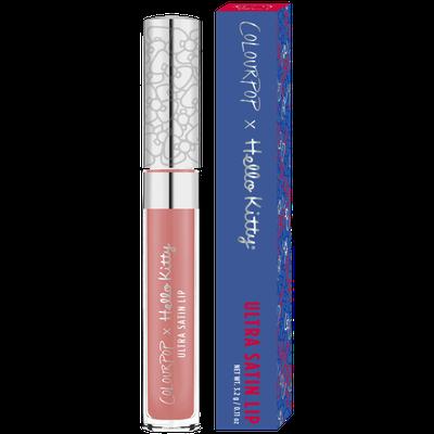 ColourPop x Hello Kitty Ultra Satin Lip