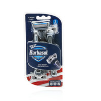 Barbasol® Ultra 6 Plus Razor