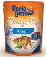 Uncle Ben's Basmati Ready Rice