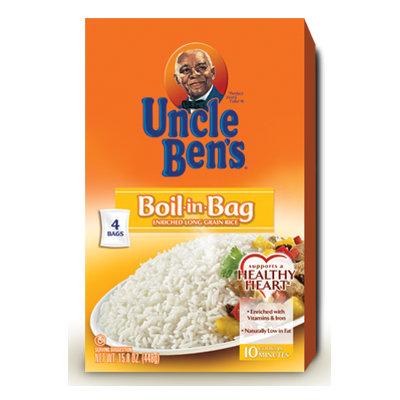 Uncle Ben's Boil-in-Bag Enriched Long Grain Rice