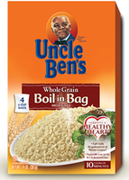 Uncle Ben's Boil-in-Bag Whole Grain Brown Rice
