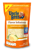 Uncle Ben's Infusions Parmesan & Buter Rice