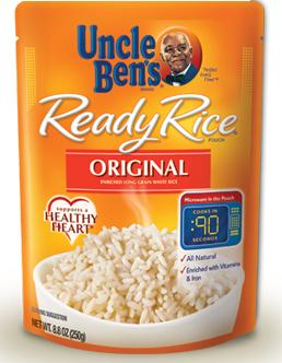 Uncle Ben's Original Enriched Long Grain Ready White Rice