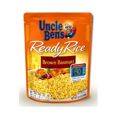 Uncle Ben's Ready Rice Brown Basmati Rice