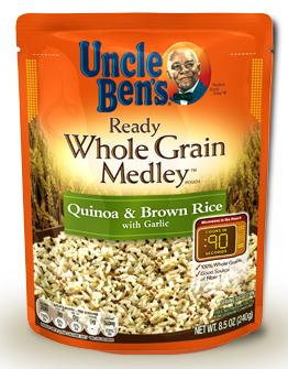 Uncle Ben's Ready Whole Grain Medley Quinoa & Brown Rice