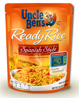 Uncle Ben's Spanish Style Ready Rice