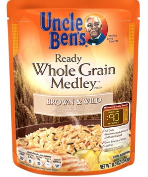 Uncle Ben's Whole Grain Medley Brown & Wild Ready Rice