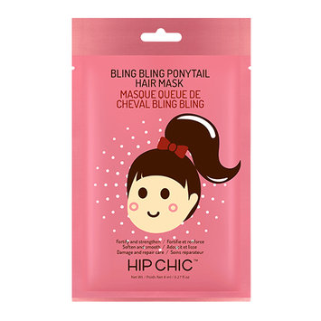 HIP CHIC™ Bling Bling Ponytail Hair Mask
