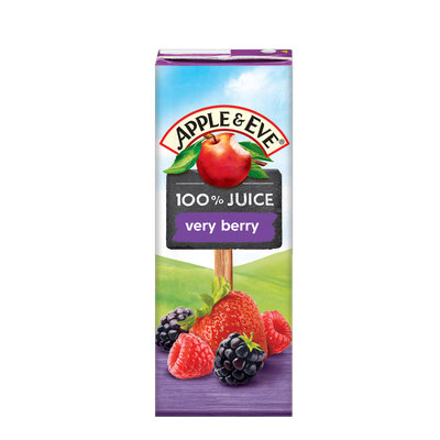 Apple & Eve® 100% Juice Very Berry