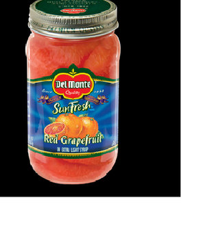 Del Monte® Sunfresh Pink Grapefruit In Extra Light Syrup