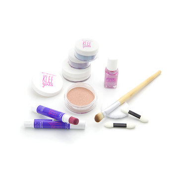 Frontier Natural Foods Frontier Natural Products 227695 Lunastar Naturals Klee Girls All Natural Mineral Makeup Up And Away Kit - Gift Sets