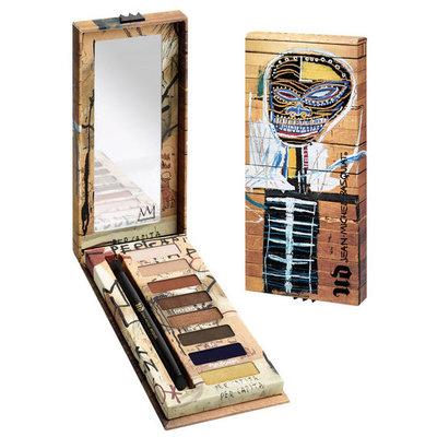 Urban Decay Jean-michel Basquiat Gold Griot Palette