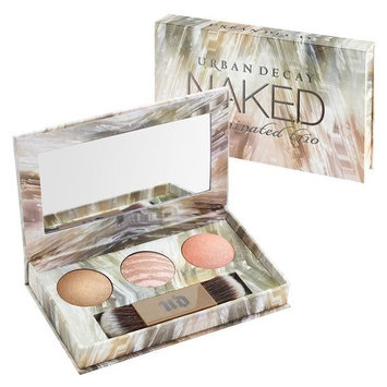 Urban Decay Naked Illuminated Trio Shimmering Powder for Face and Body